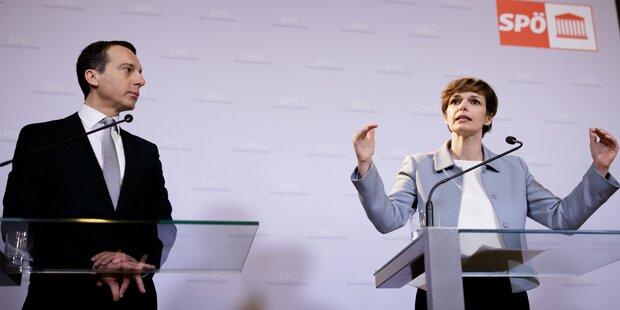 Kern zu Rendi: 'Hoch gewinnt die SPÖ das nimmer'