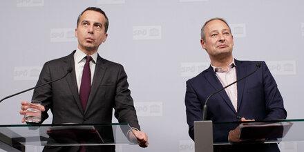 SPÖ als neue Kontrollpartei