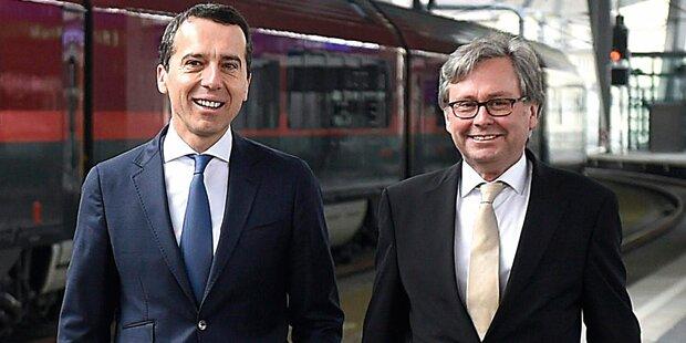 Regierung: Druck auf ORF