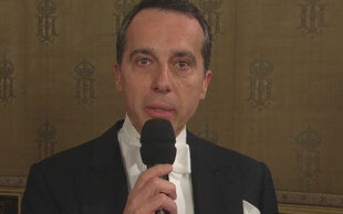 Trauer um Ministerin: Kerns Tränen-Auftritt am Opernball
