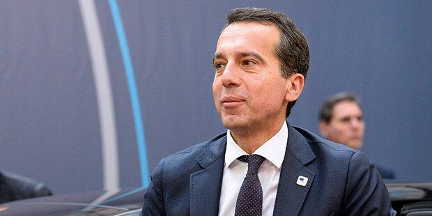 Kern wettert gegen FPÖ nach Attacke auf seine Frau