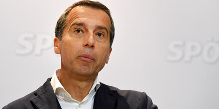 SPÖ-Chef Kern flüchtet nach Brüssel