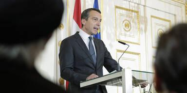 Rumäniens Regierungschef bei Kern in Wien
