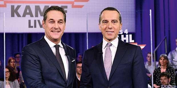 Kern: Kanzlerjob soll ihm Polit-Existenz retten