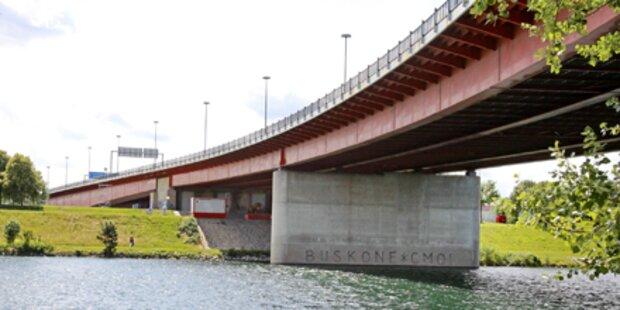Student stirbt bei Brücken- Sprung