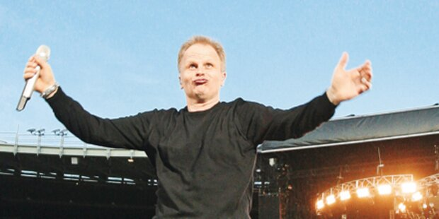 Grönemeyer rockt in Wien & Klagenfurt