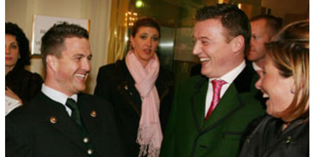Schumi II: Halali mit Boxenstopp in Wien
