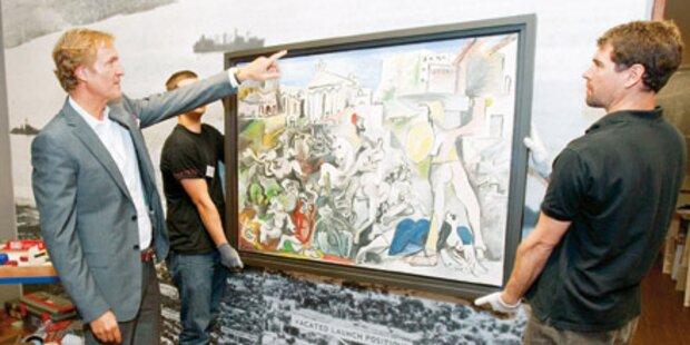 Albertina: Erster Blick auf die Picasso-Schau