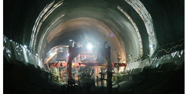 Italien hat kein Geld für Brennertunnel