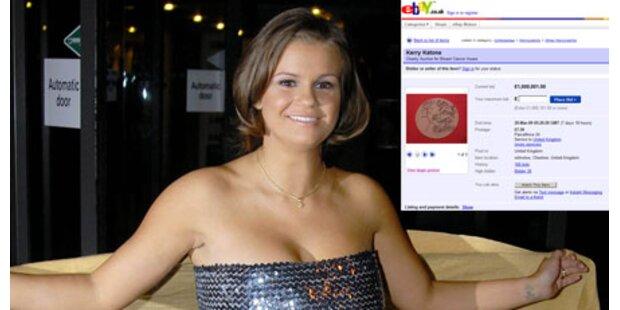 Kerry Katona vesteigert ihre Brüste