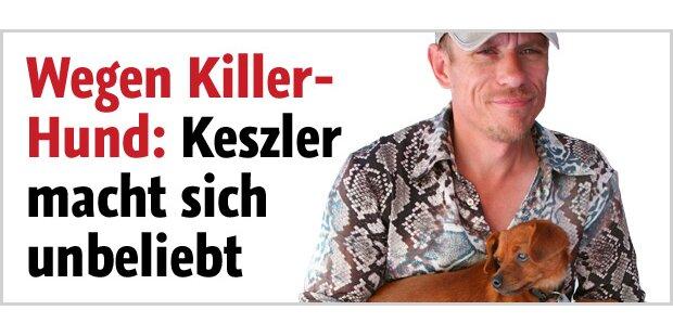 """Besitzer Keszler sagte nie """"Sorry"""