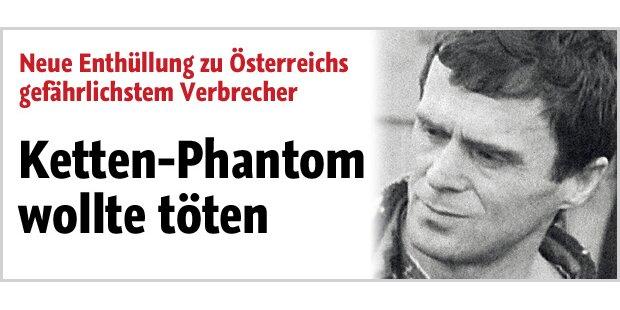 Ketten-Phantom wollte töten