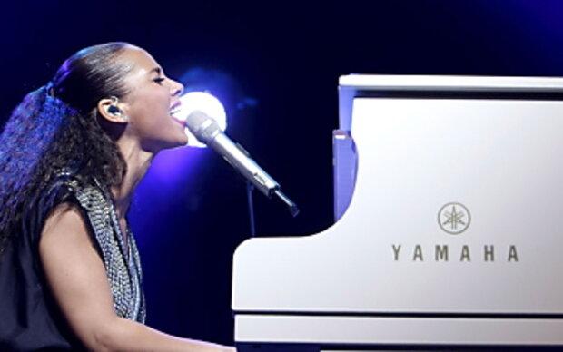 Alicia Keys wartet auf ihren Prince