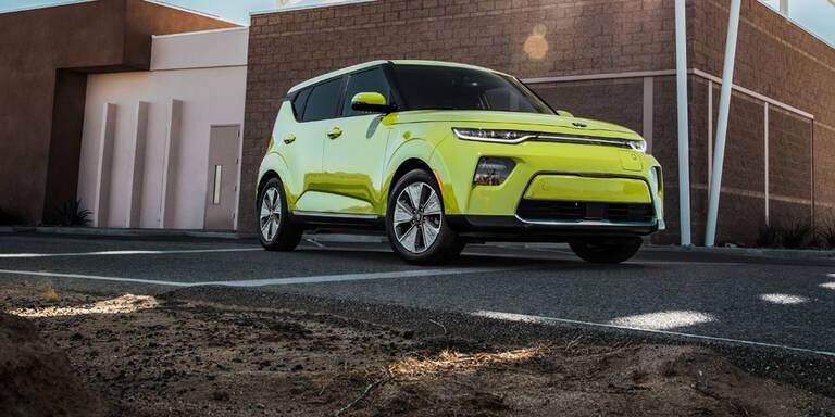 Neuer Kia Soul nur mehr als Elektro-Auto