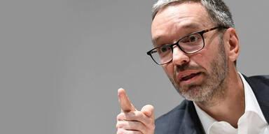 """Kickl attackiert Regierung: """"ungeheuerlicher Tabubruch"""""""