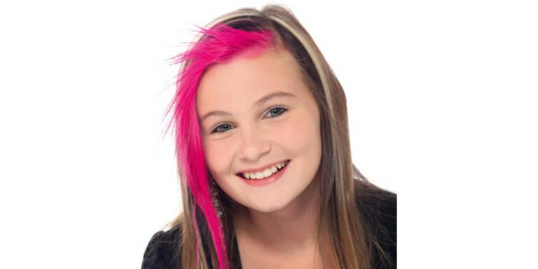 Celina Müllner gewinnt Kiddy-Contest