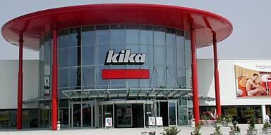 Kika nun zweimal in Russland vertreten