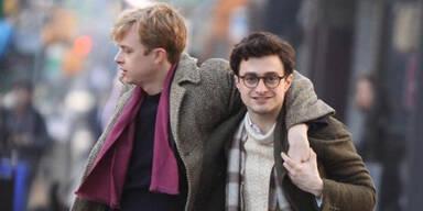 """Kill Your Darlings"": Daniel Radcliffe als schwuler Dichter"