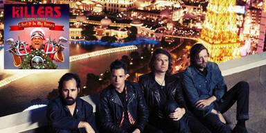 """The Killers rocken X-Mas mit """"I Feel It In My Bones"""""""