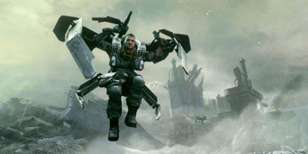 Killzone 3 mit Move-Unterstützung und 3D
