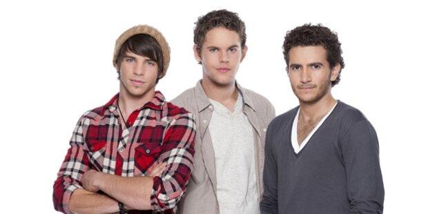 Kilmokit ist neue Popstars-Band