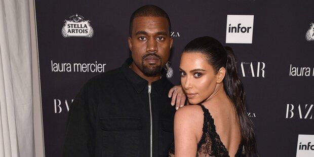 Kanye West: Steht er bald alleine da?