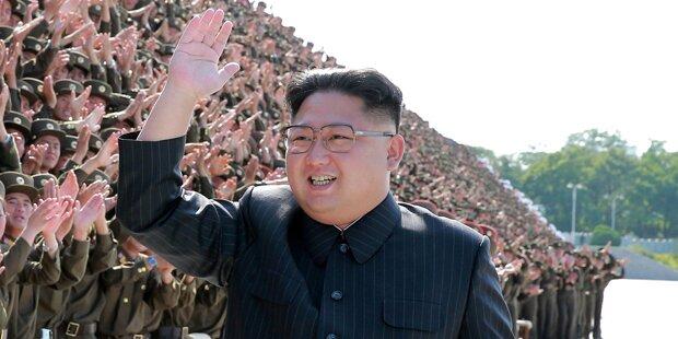 Nordkoreaner feiern jüngsten Atomtest