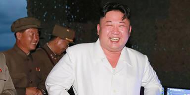 Irrer Kim verbietet jetzt Sarkasmus