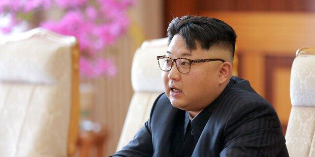 USA: Finanzsanktionen gegen irren Kim