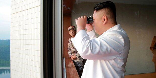 Irrer Kim: So spioniert er seine Feinde aus