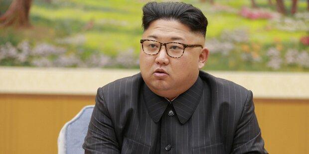 Nordkorea rüstet sich für einen Kampf