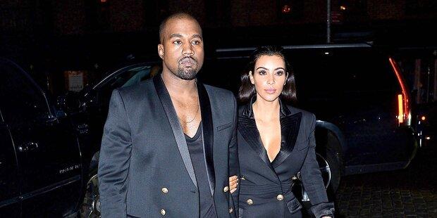 Plant Kim Kardashian die Scheidung?
