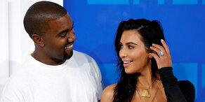 Drittes Kind für Kim und Kanye West