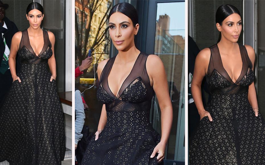 Kim, so kennen wir dich gar nicht!