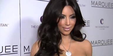 Kim Kardashian: Jetzt ganz nackt!