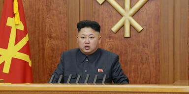 Kim rechtfertigt Hinrichtung seines Onkels