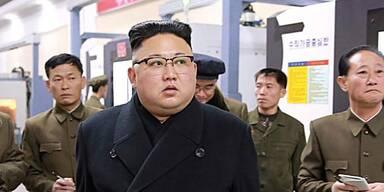 Wackelt jetzt das Regime des irren Kim?