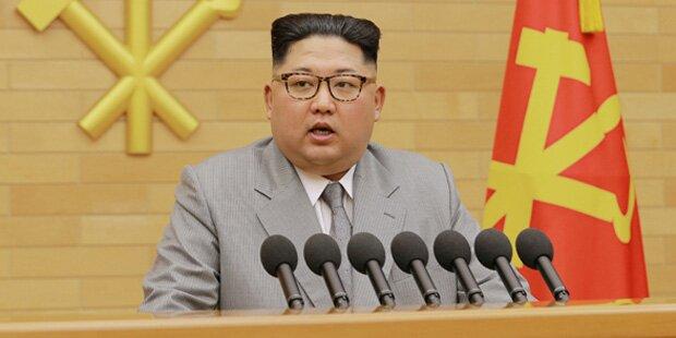 Darum trägt Diktator Kim jetzt Grau