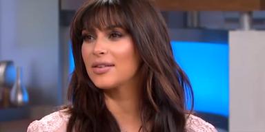 Kim Kardashian - Schnitzel statt Gala Dinner!