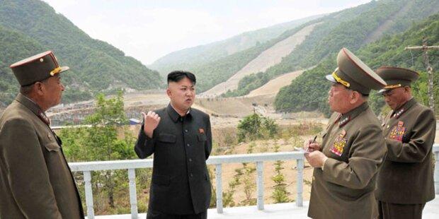 Diktator Kim baut eigene Skipiste