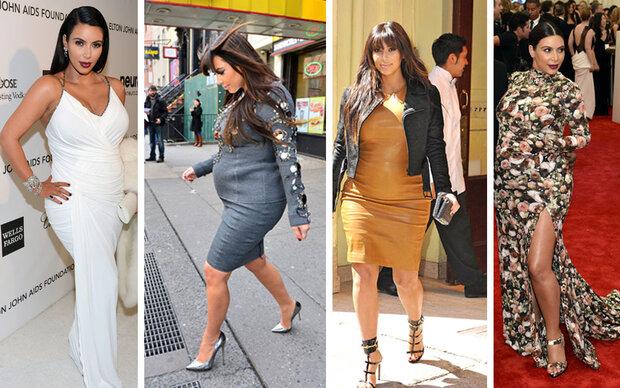 Kim, diese Outfits solltest du dieses Mal sein lassen