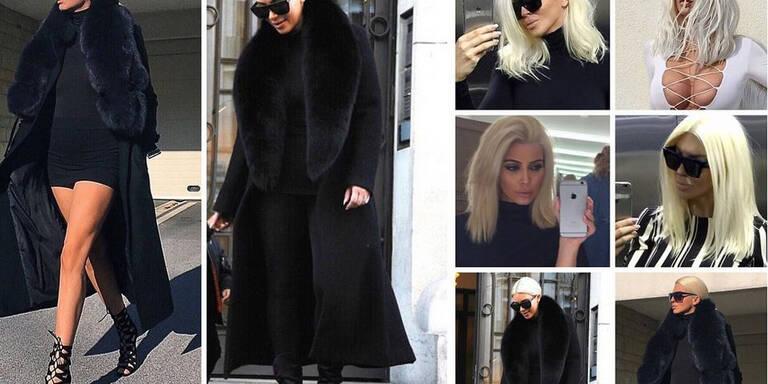 """""""Kim kopiert meinen Look!"""""""