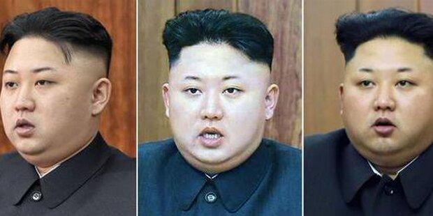 Was ist mit Kims Augenbrauen los?