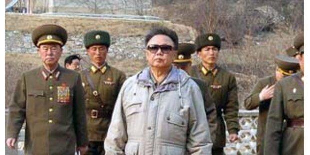 Nordkorea zu Zerstörung von Atomanlage bereit