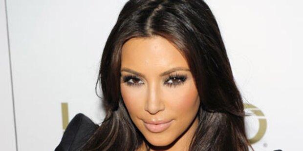 Haarentfernung: Kim Kardashian besessen