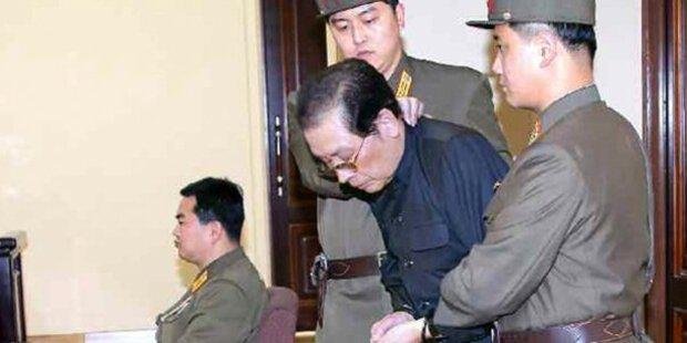 Bestätigt: Kim ließ eigenen Onkel hinrichten