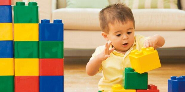 Forscher: Gift im Kinderspielzeug