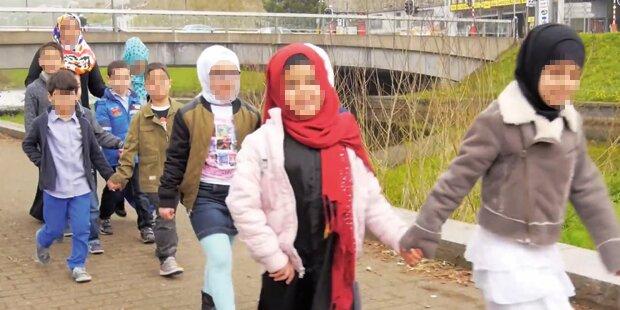 Kindergarten-Kopftuchverbot: ÖVPler attackiert Strache