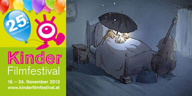 25. Internationales Kinderfilmfestival vom 16. bis 24. November 2013
