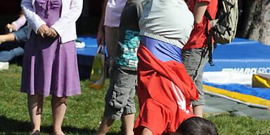 Kinder sollen wieder sportlicher leben